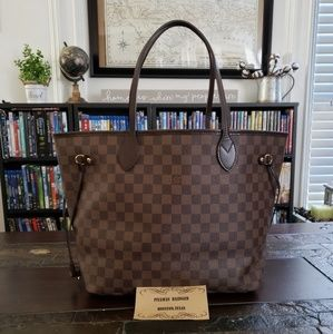 *SOLD*Authentic Louis Vuitton Neverfull MM